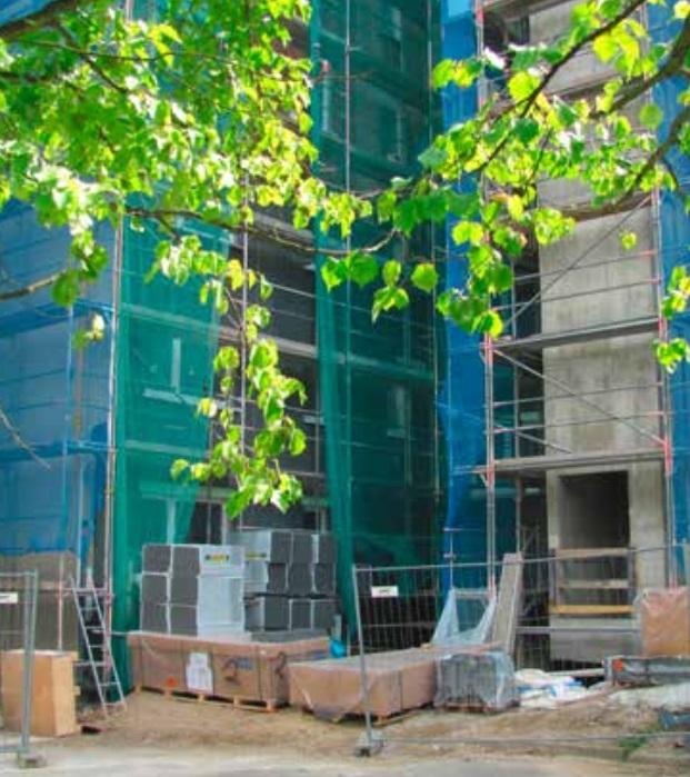 Energiewende als Bauaufgabe – Gebäudesanierung ganz oder gar nicht?