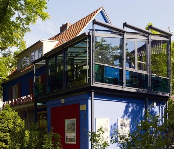 Tag der Architektur im Glashaus