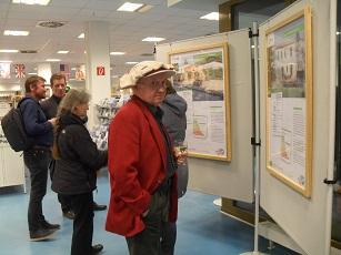 Ausstellung: Klimagerecht bauen und sanieren – gute Beispiele im Bezirk