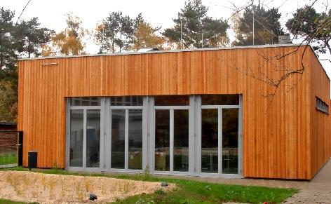 BELARE Das neue Ausbildungszentrum für regenerative Energie