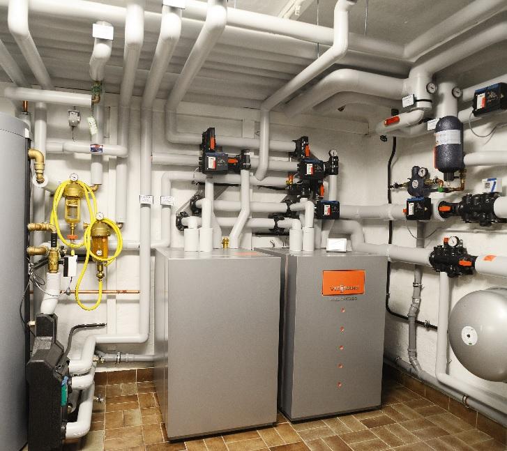 Planung und Ausführung von WP-Anlagen - Wirtschaftlichkeit, Schallschutz, Trinkwarmwasserbereitung - AkE Online