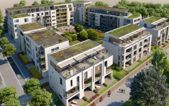 Bauen für die Energiewende - Wohnungsbau und Klimaschutz im Einklang