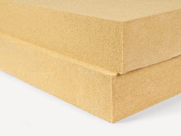Immer noch aktuell: Dämmung oberste Geschossdecke - mit dem richtigen Material, Vergleich mit Holzfaserdämmstoffen