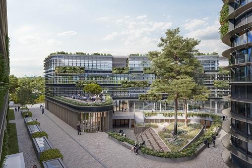 Greenovation Campus – Low-Tech-Building meets High-Tech-Community-AkE Online