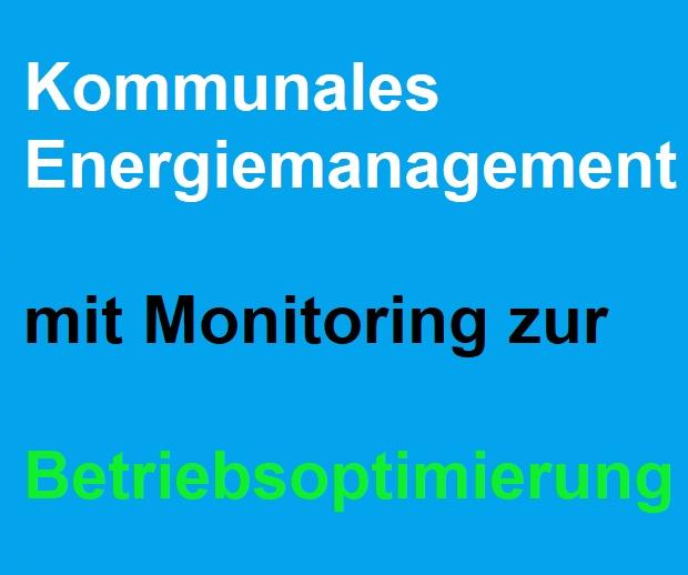 Kommunales Energiemanagement (KEM) - von der Theorie zur Praxis - AkE-Online
