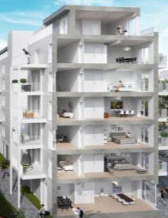 Mehrgeschossiger Wohnungsbau als Holzbau  - im Wedding geht es