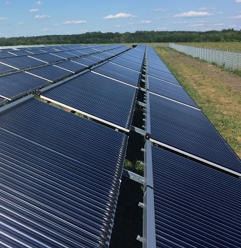 Solaranlagen in Nähwärmenetzen, Wärme für 35 €/MWh