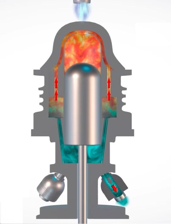 Thermische Kompression für neuartige 20 kW Heizungswärmepumpen – AkE-Online