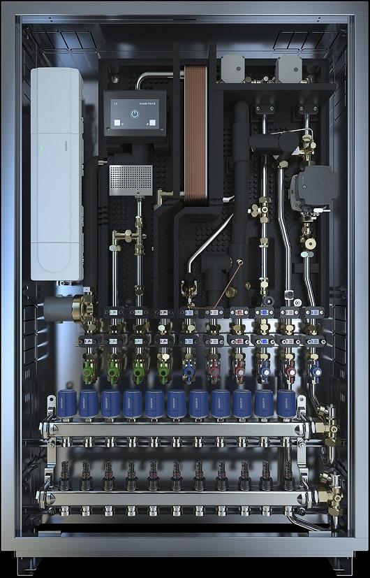 Wohnungsstationen zur Optimierung der Warmwasserbereitung – AkE-Online