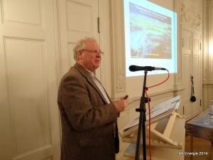 Prof. Dr. Cubasch, Berliner Mitglied des IPCC
