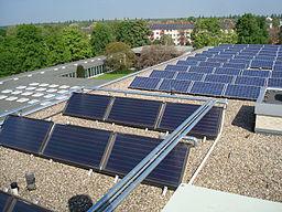 Die aktuelle Rolle von Solarthermie