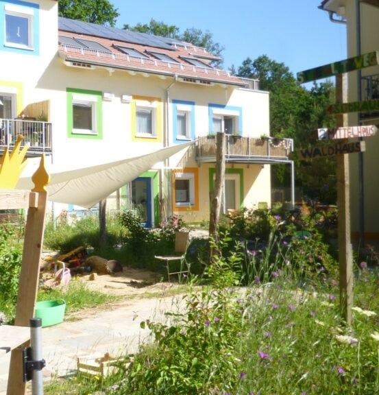 Wohnmichel – ein ökologisches Gemeinschaftswohnprojekt – AkE-Online