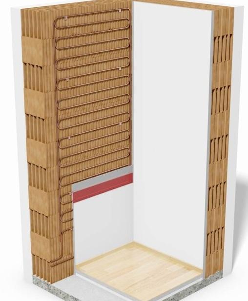 Heizen und Kühlen über Wand und Decken - Systemlösungen für Neubau und Sanierung